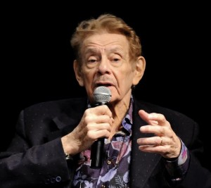 "NEW YORK - MARCH 10: Actor/comedian Jerry Stiller attends the Comedy Hall Of Fame ""An Evening With Stiller And Meara"" at Museum of the Moving Image on March 10, 2011 in New York City. (Photo by George Napolitano/Getty Images) *** Local Caption *** Jerry Stiller"